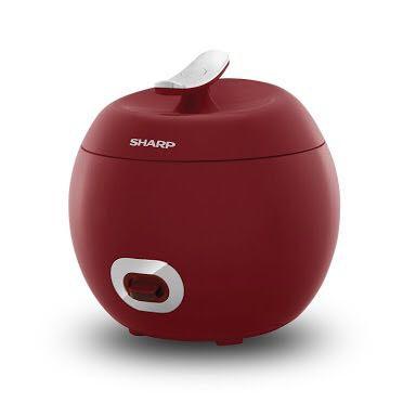 Sharp Apple 0.8 Liter KSP8MY Magic Com 3in1 380 Watt