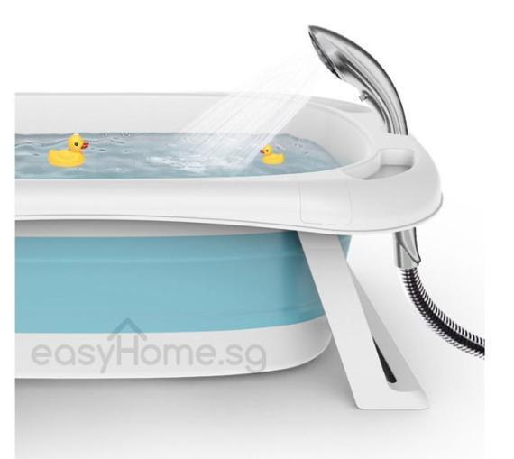 EasyHome Baby Folding Bath