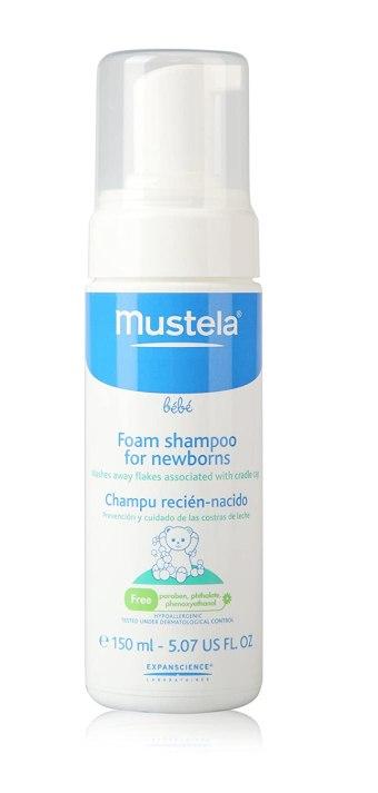 shampo bayi mustela singapore