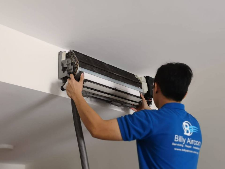 Billy Aircon Servicing & Repair Singapore