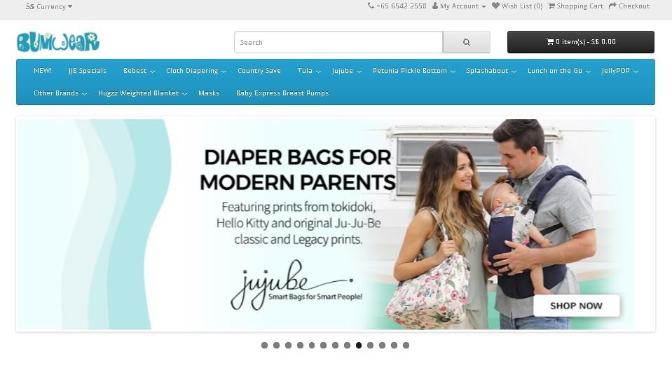 baby stores - Bumwear
