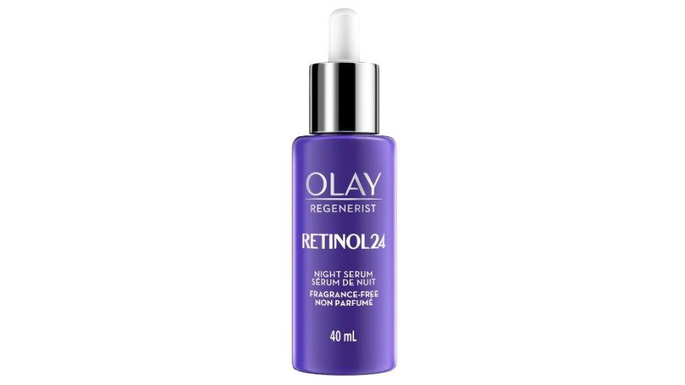 Olay Regenerist Retinol24 Night Serum