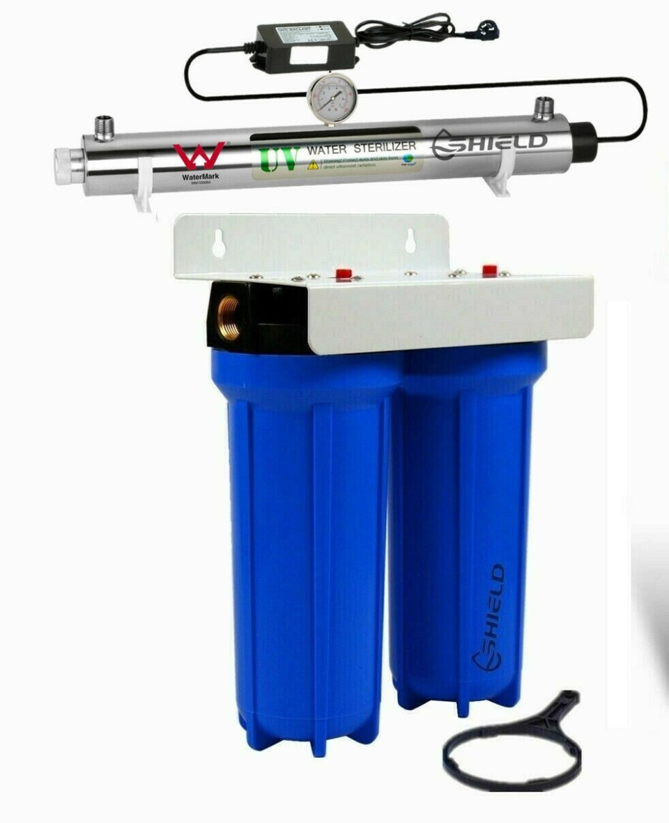 Shield Whole House Water Filter Australia System