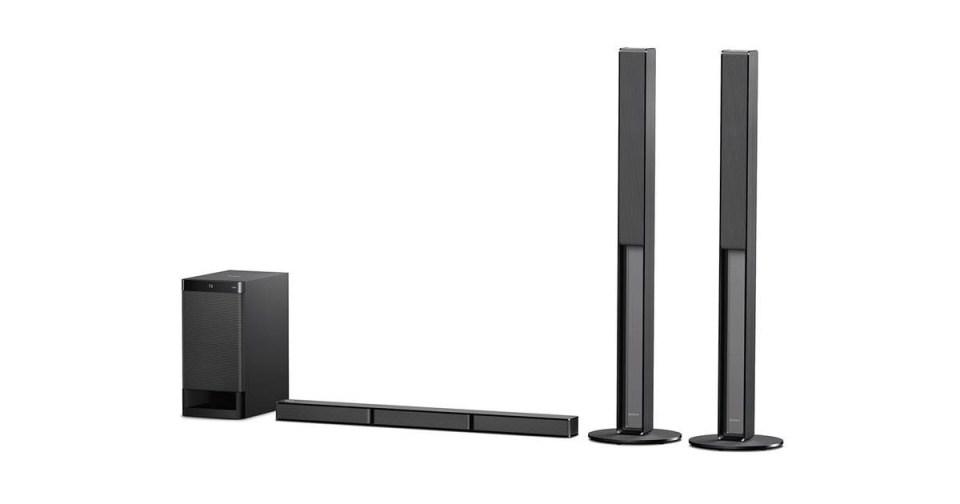 Sony 5.1 HT-RT40 soundbars malaysia