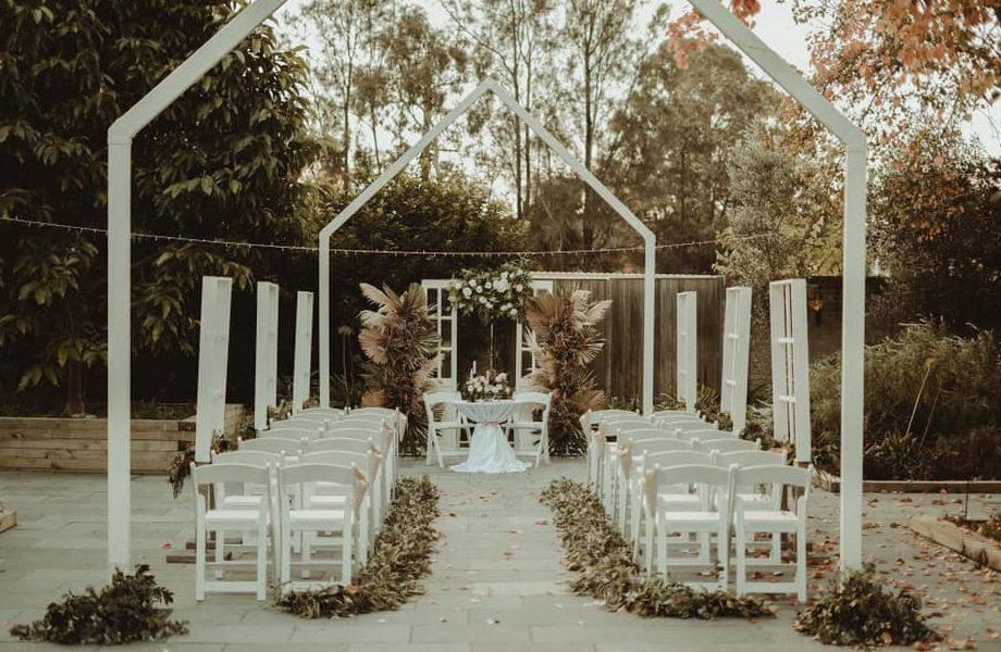 sidney wedding venues Weddings at The Warwick