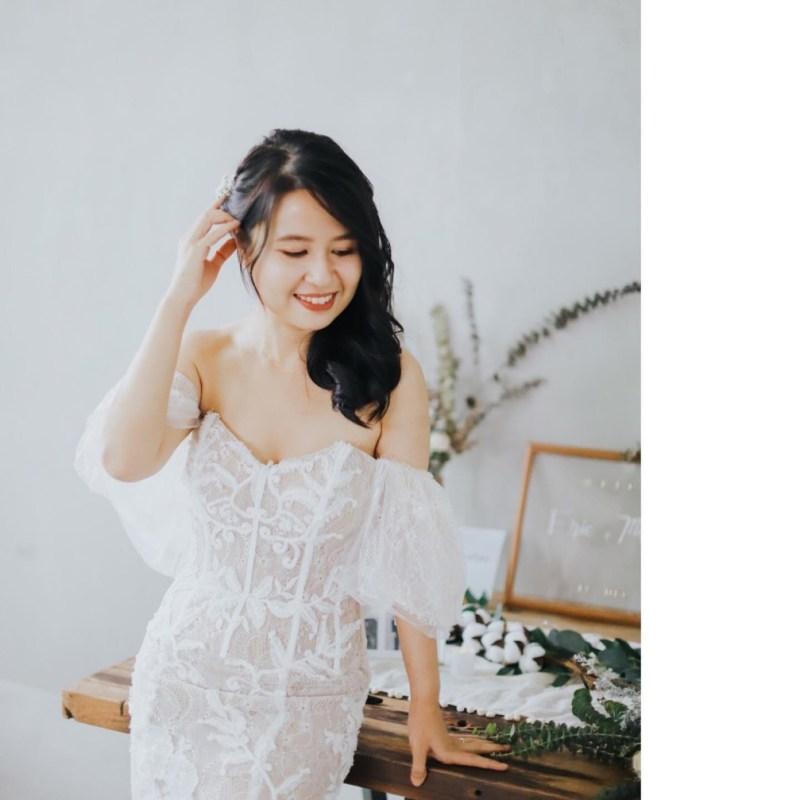 mibe leung noteworthy wedding makeup artist