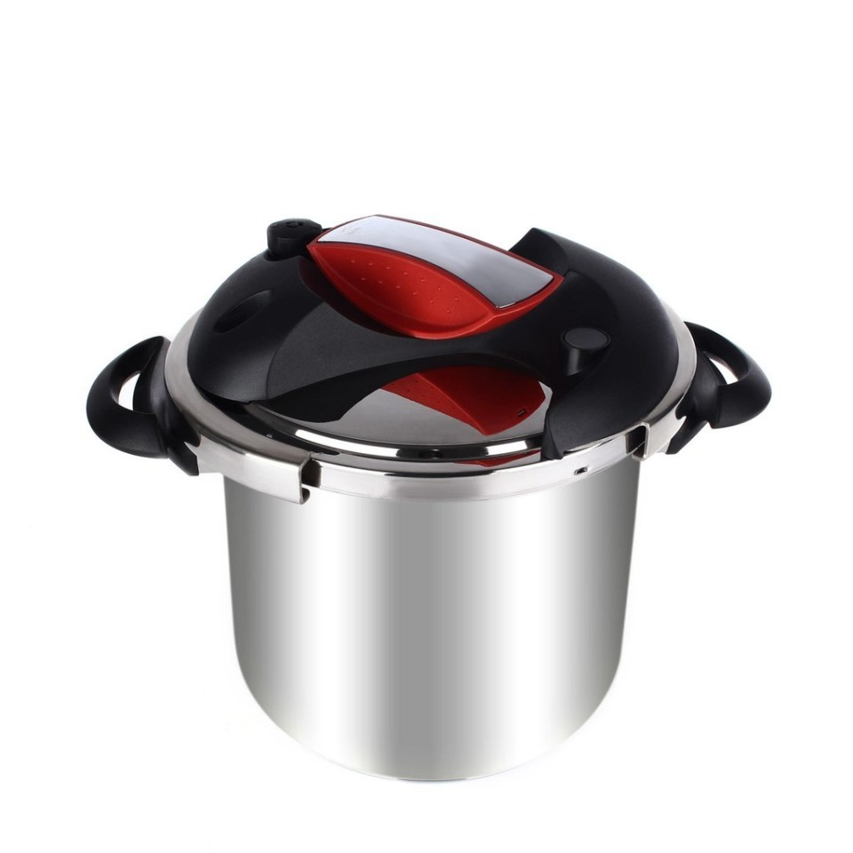 Beka Red Pressure Cooker Philippines