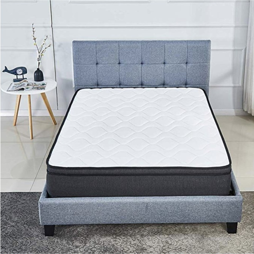 COMFORT LIVING DreamLux Natural Latex Spring Mattress philippines