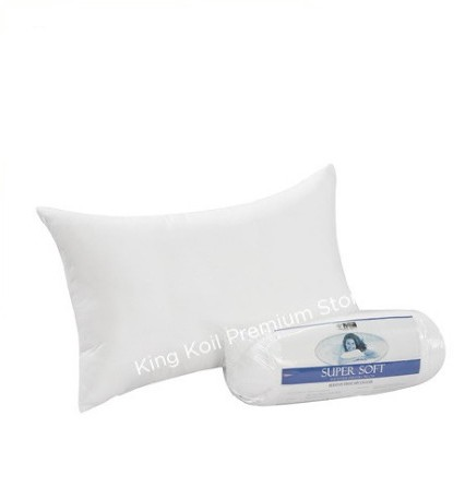 KingKoil Compressed Supersoft Pillow Malaysia