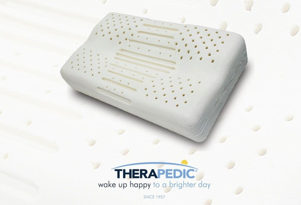 Therapedic Pillow Malaysia Anti Snore HB210