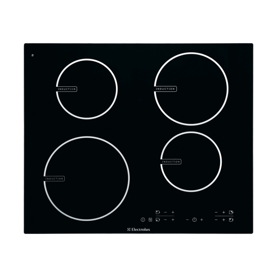 Electrolux EHED63CS 60cm Built-in Induction Hob