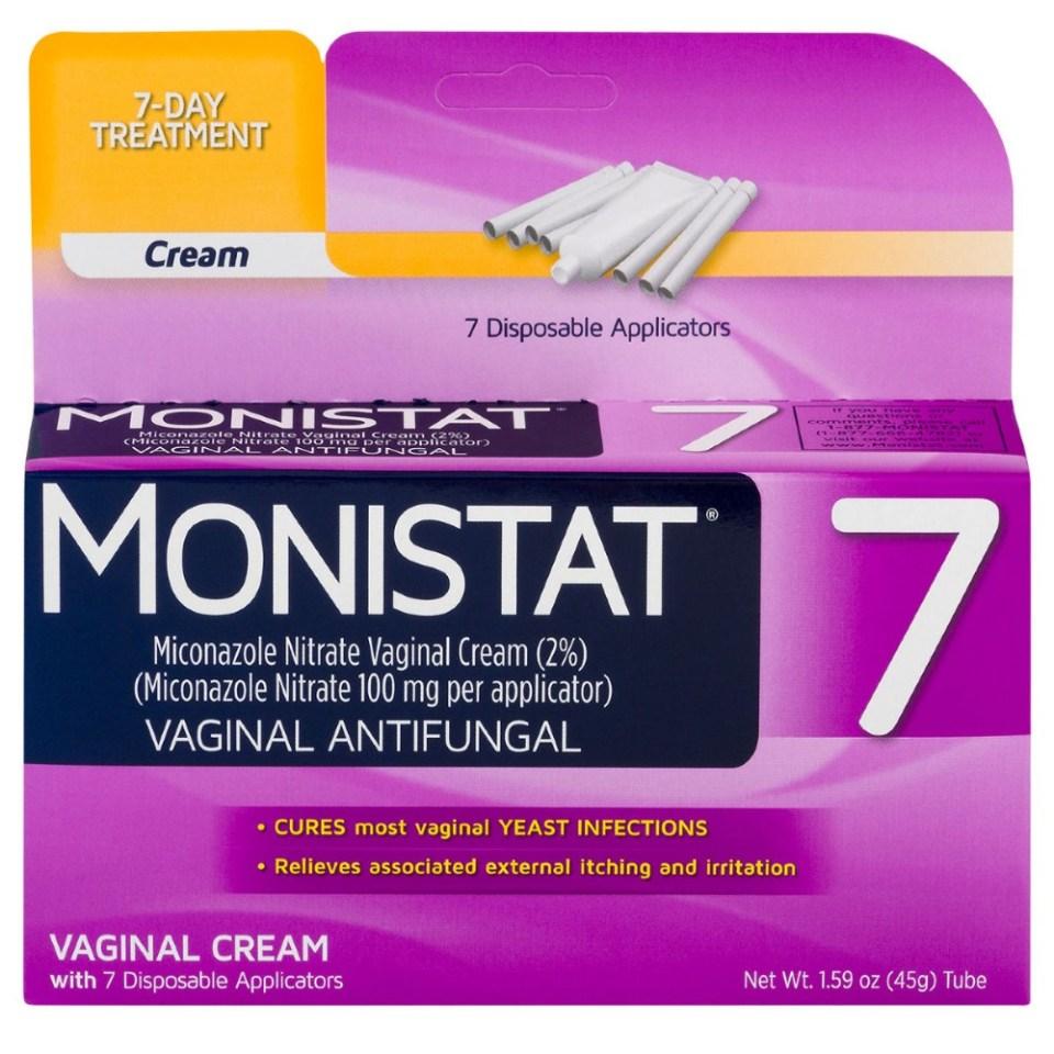 Monistat 7 Day Treatment Cream