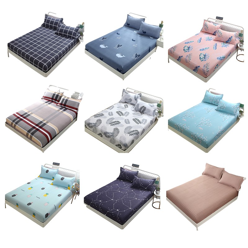 Saturn Home Fitted Bedsheets singapore