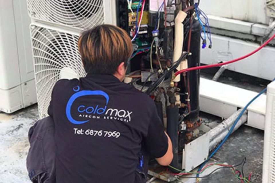 cold max aircon services