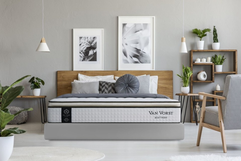 van vorst mattress