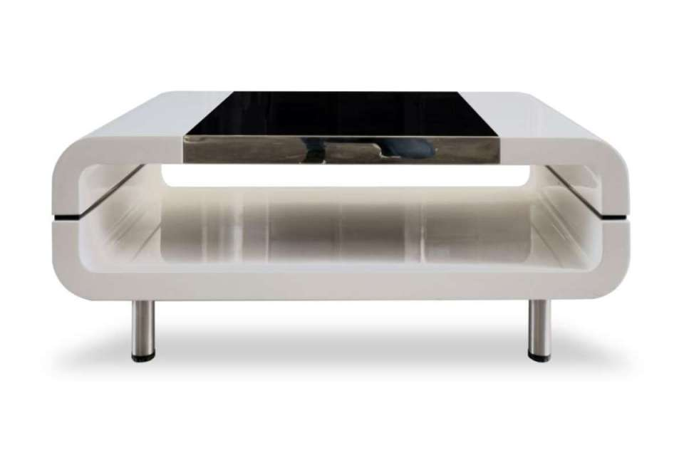 Alpha Wooden Coffee Table Singapore