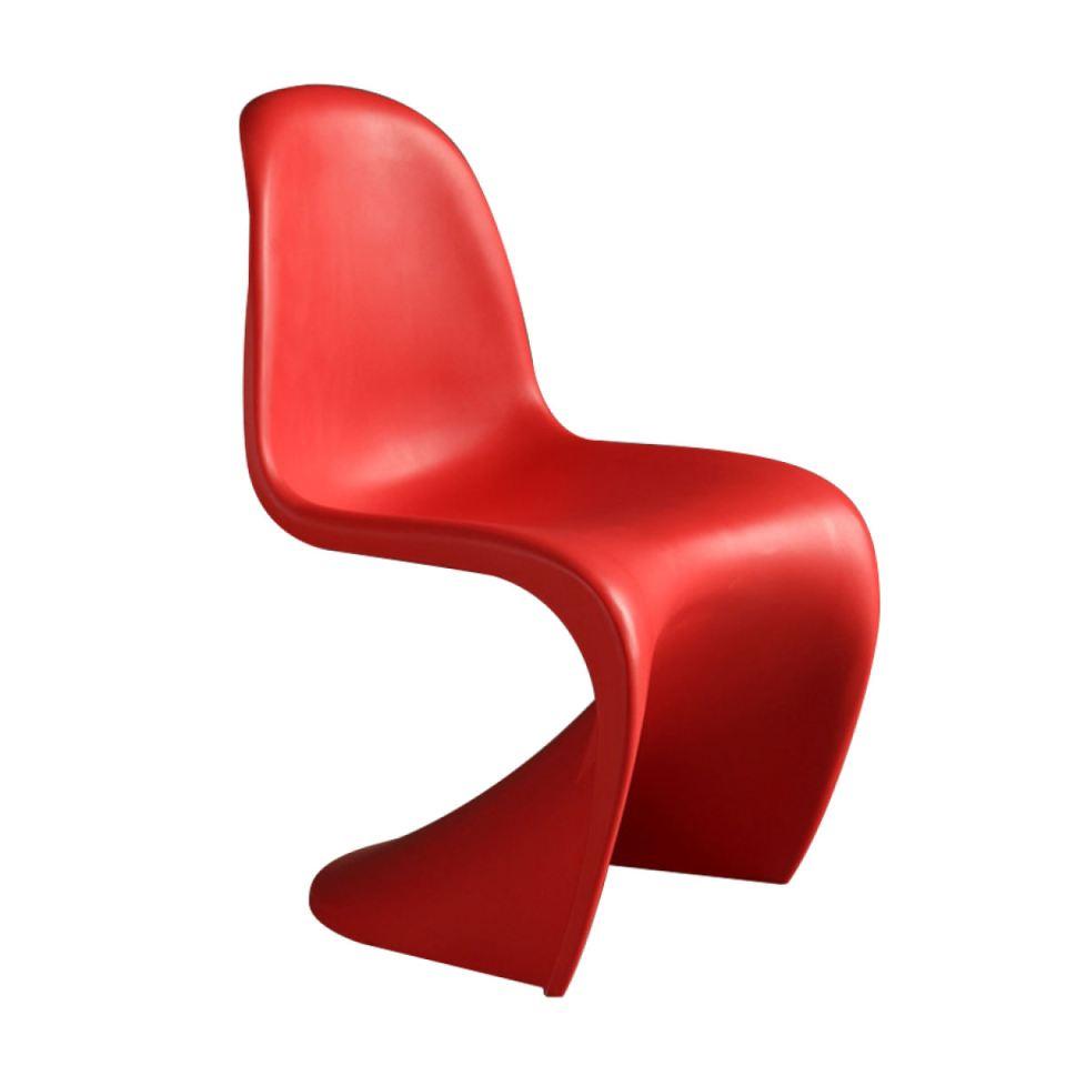 Designer S-Shape Panton Chair