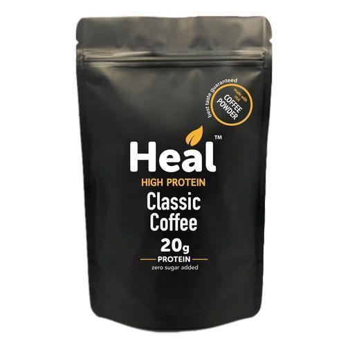 Heal Classic Coffee Protein Shake Powder Whey Protein Malaysia
