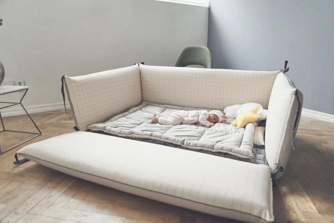 LOLBaby Convertible 100% Premium Cotton