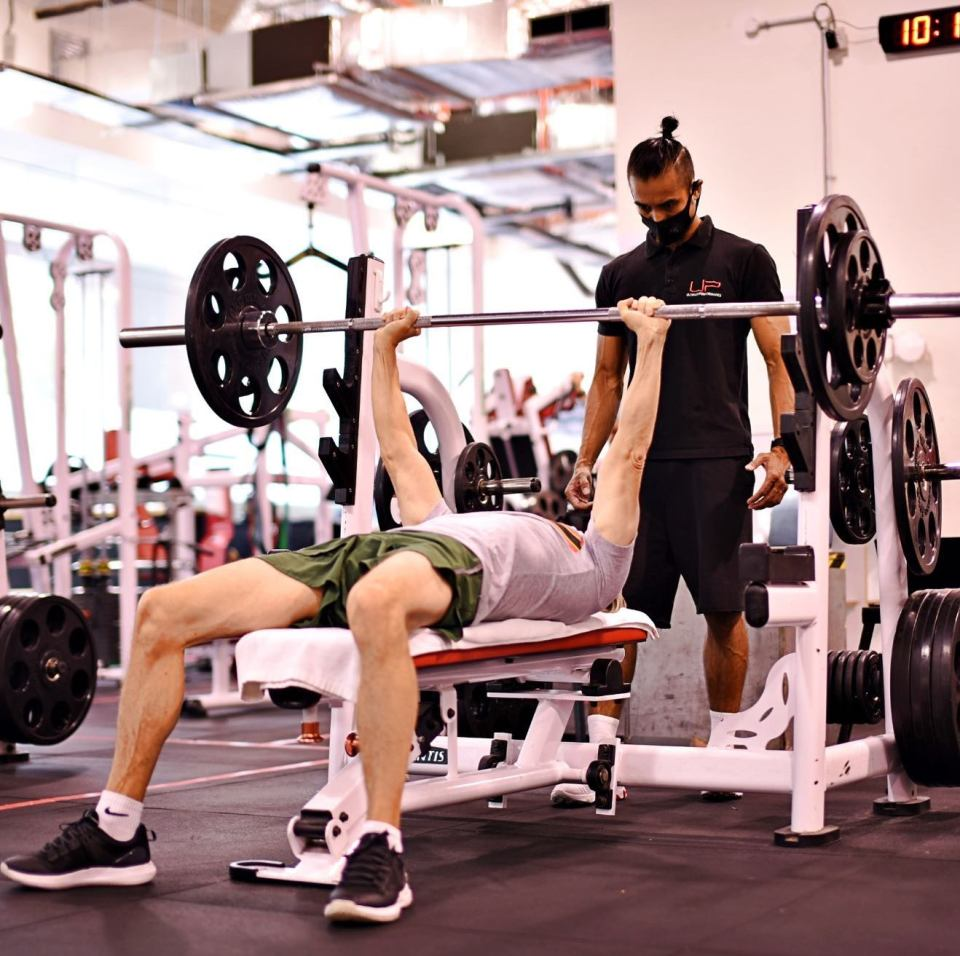 Ultimate Performance Fitness personal trainers singapore