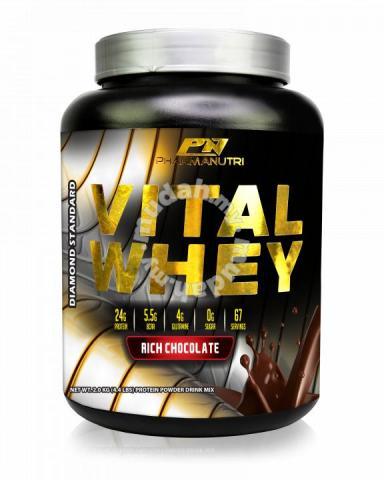 Vital Whey Protein Malaysia