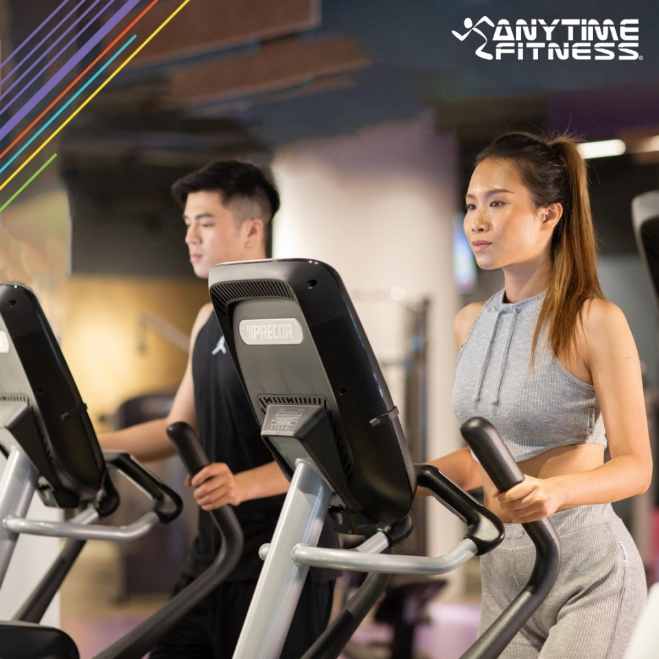 Anytime Fitness gyms singapore