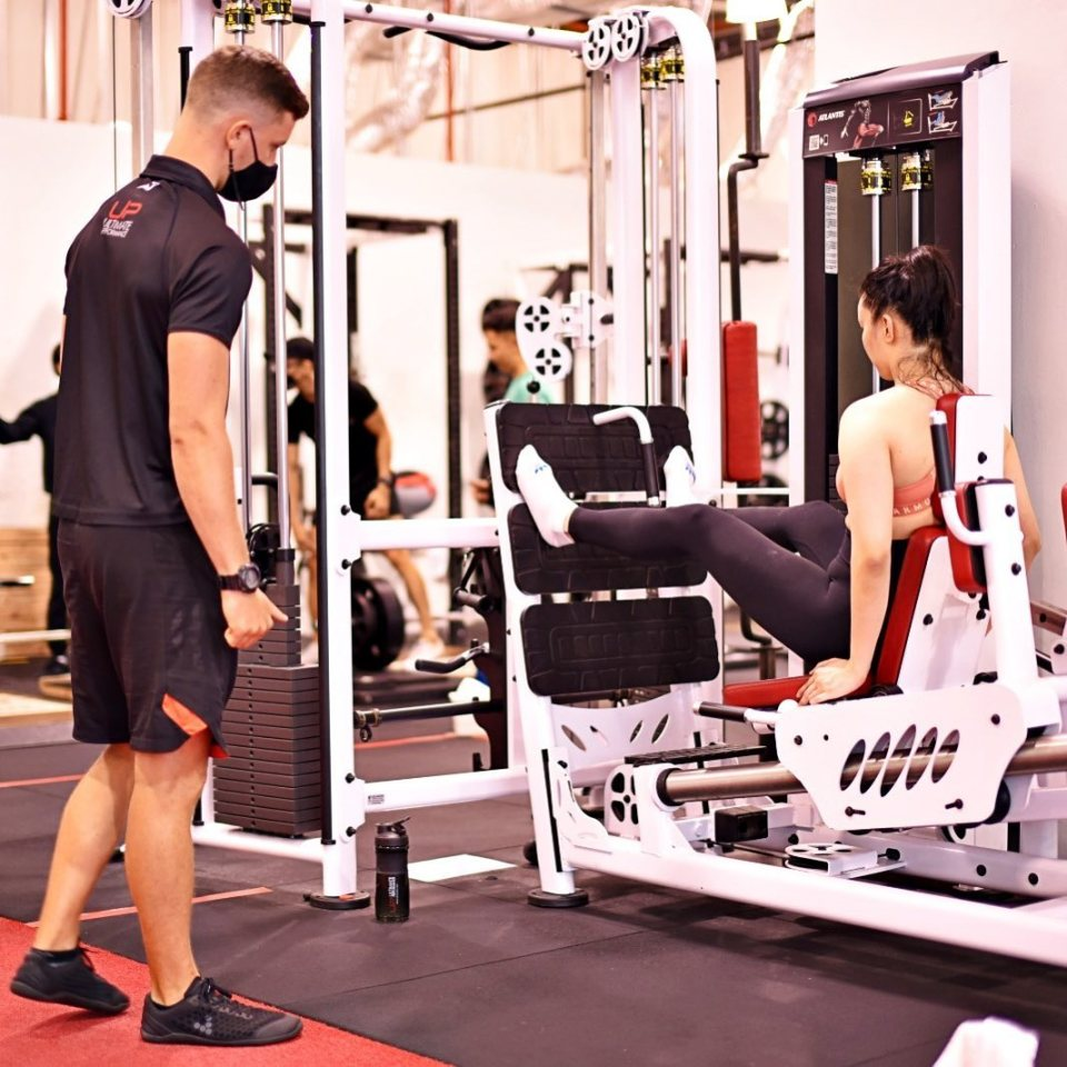 Ultimate Performance gyms Singapore