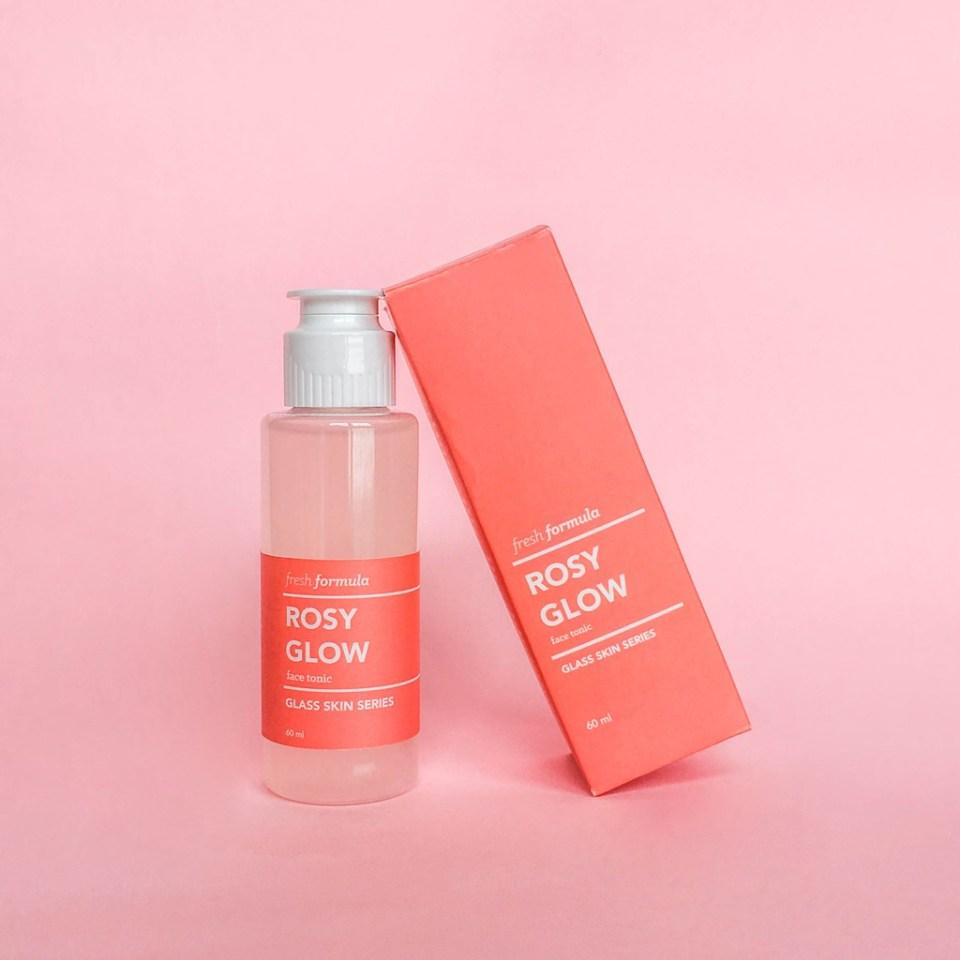 Fresh Formula Rosy Glow Face Tonic
