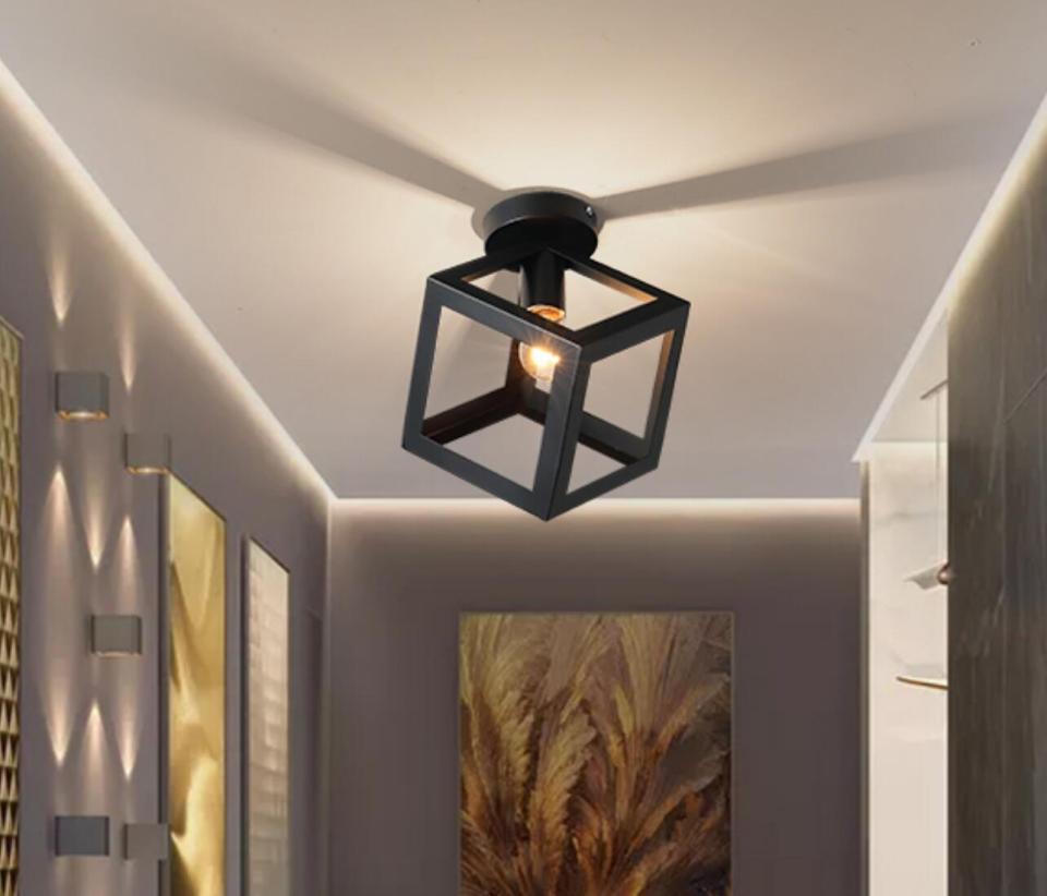 Industrial Vintage Loft Lamp