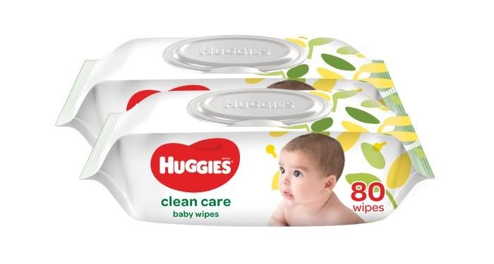 Huggies Clean Care