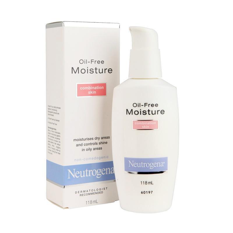 Neutrogena Oil Moisturizer Malaysia