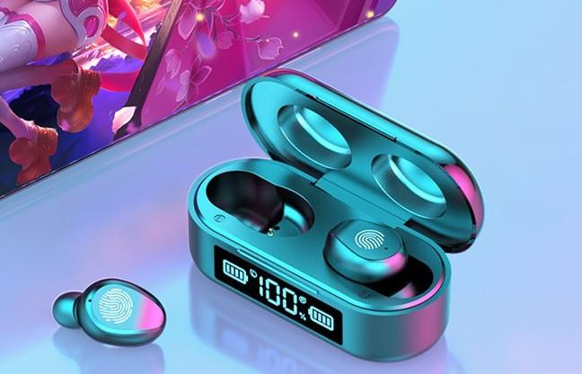 TWS 9D wireless earbuds malaysia