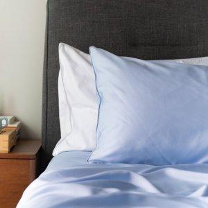 Weavve Home Lyocell Pillow Case Pair