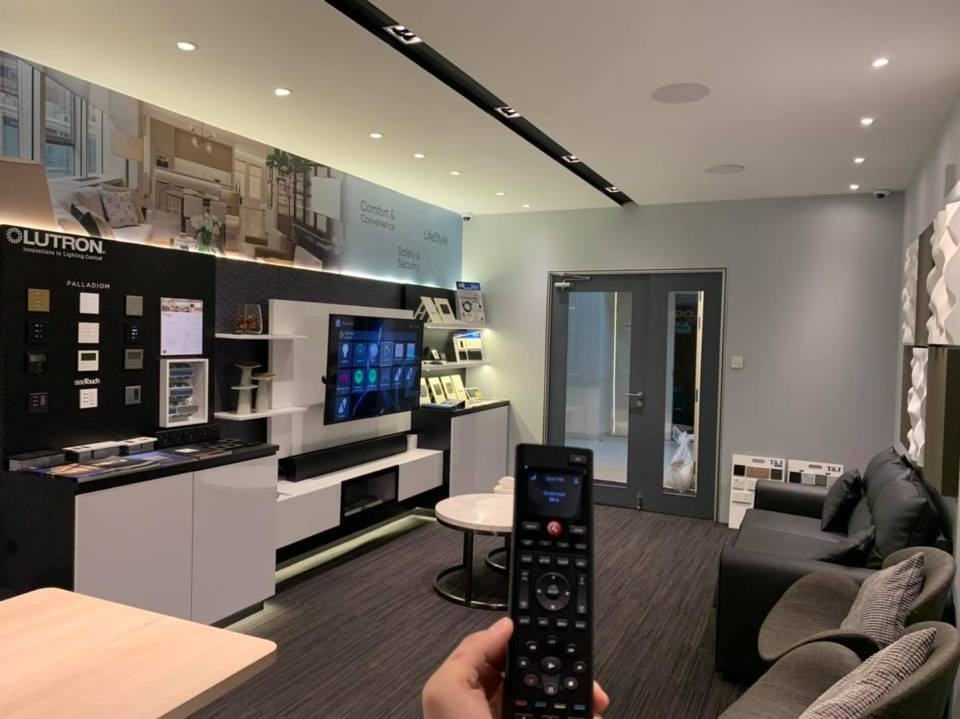 Home Action Party Smart Home Solution