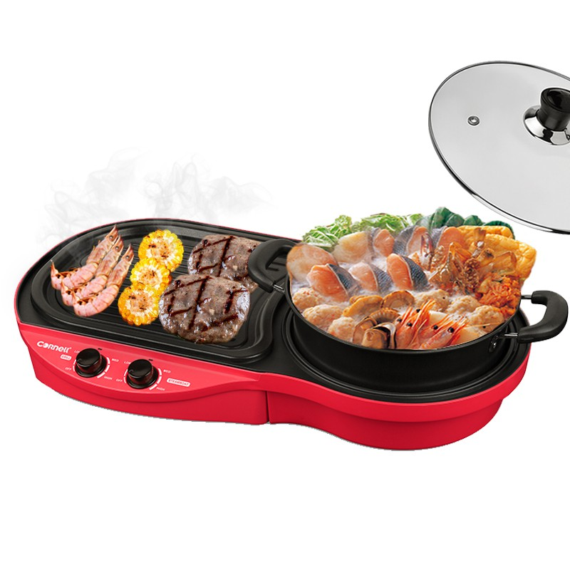 Cornell 2-in-1 CCG-EL88DT BBQ Grill Singapore