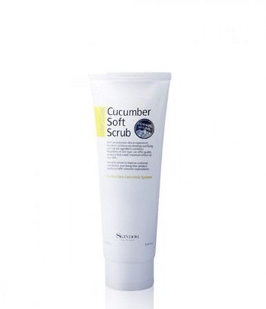 Skindom Cucumber Soft Body Scrub Malaysia