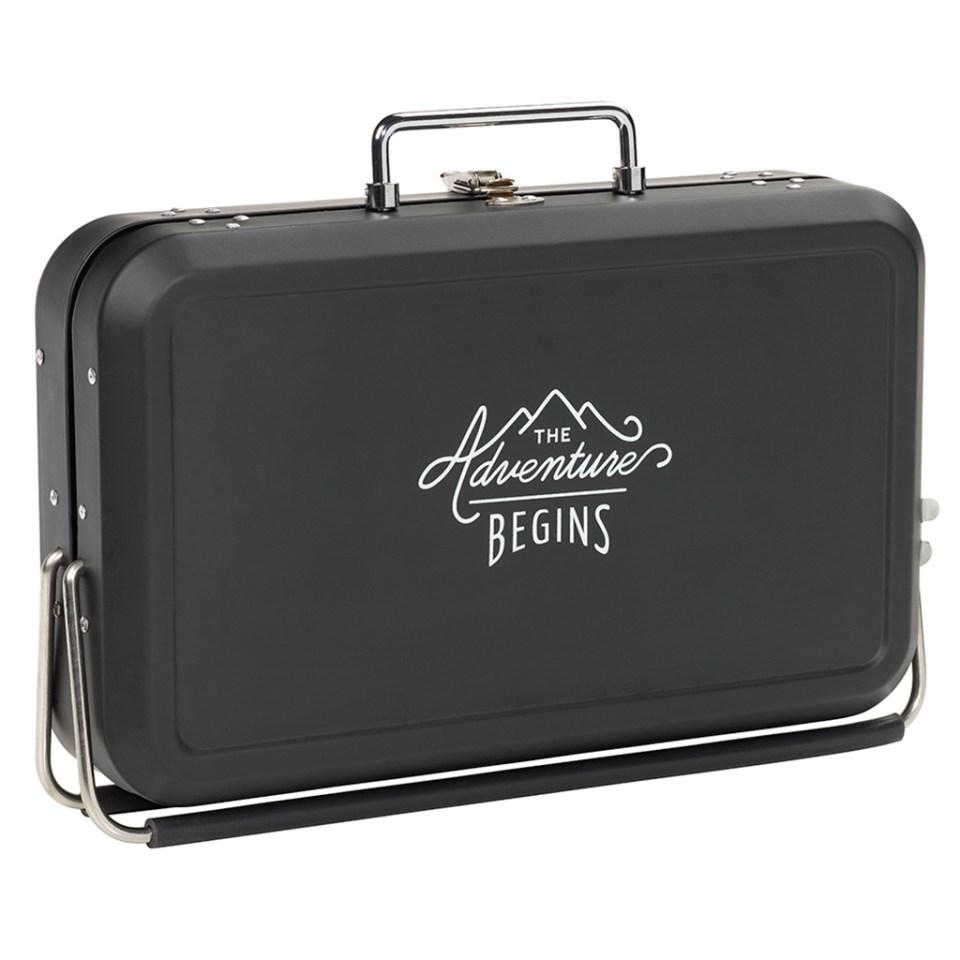 The Gentleman's Hardware BBQ Suitcase