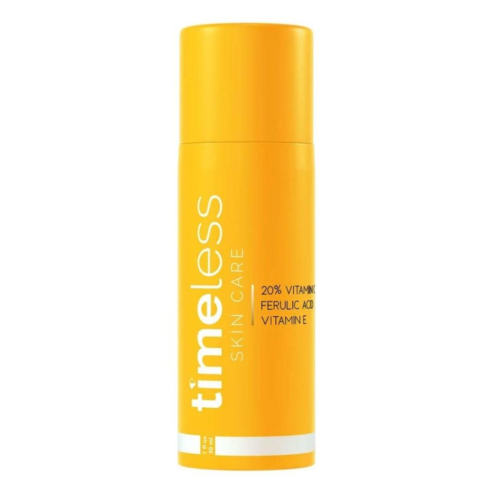 Timeless 20% Vitamin C + E + Serum Asam Ferulic