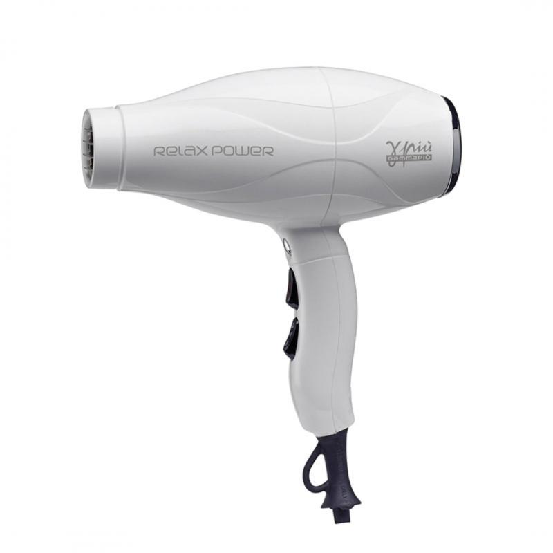 Gamma Piu Professional Relax Power Hair Dryer best hair dryers Malaysia