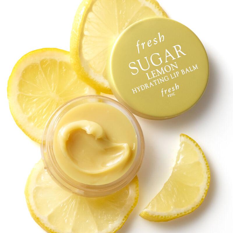 Fresh Sugar Lemon Hydrating Lip Balmbest lip balms Malaysia