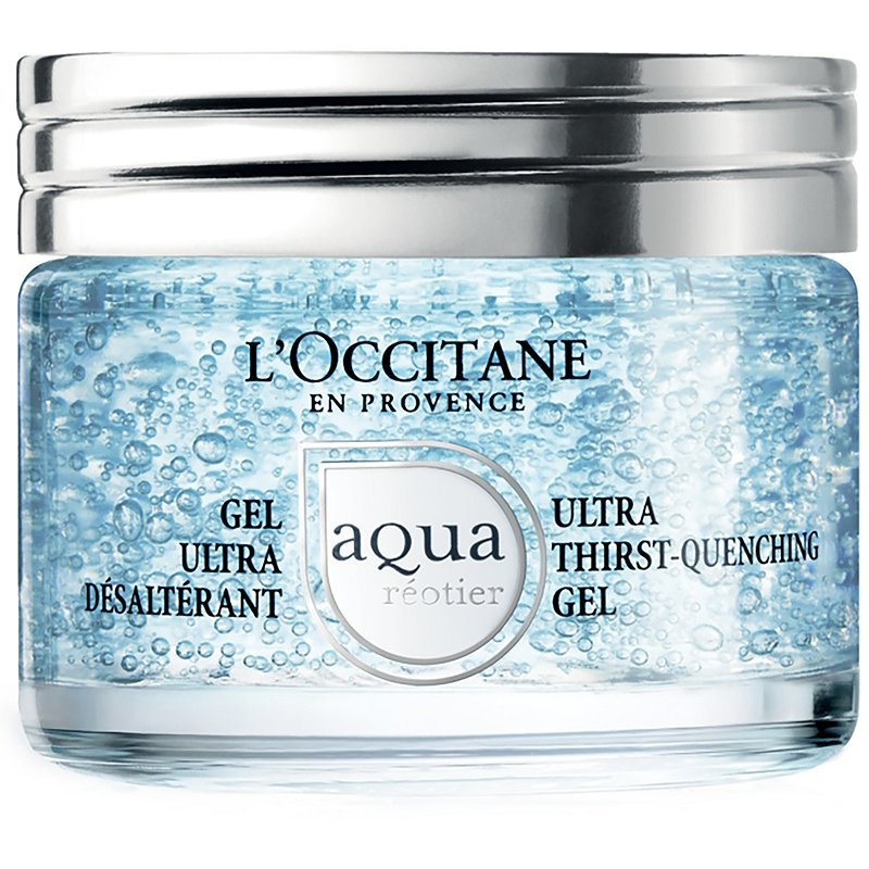 L'Occitane Aqua Réotier Ultra Thirst-Quenching Gelbest moisturizers for dry skin Malaysia