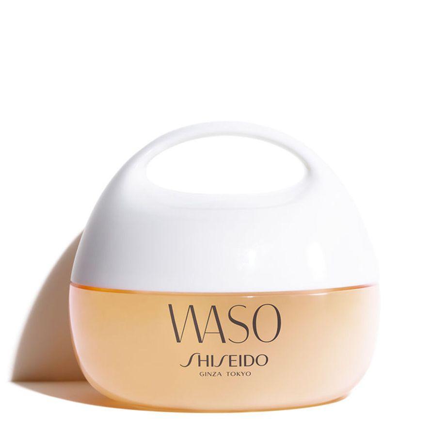 Shiseido - Waso Mega Hydrating Cream best moisturizers for combination skin