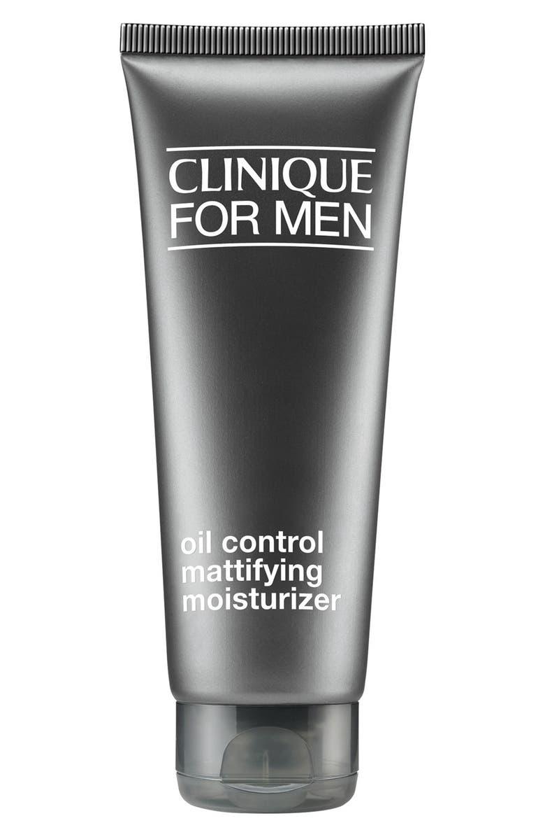 Clinique For Men Oil Control Mattifying Moisturizer