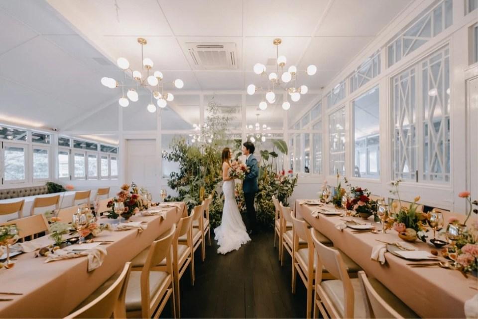 Wheeler's Estate wedding venues singapore