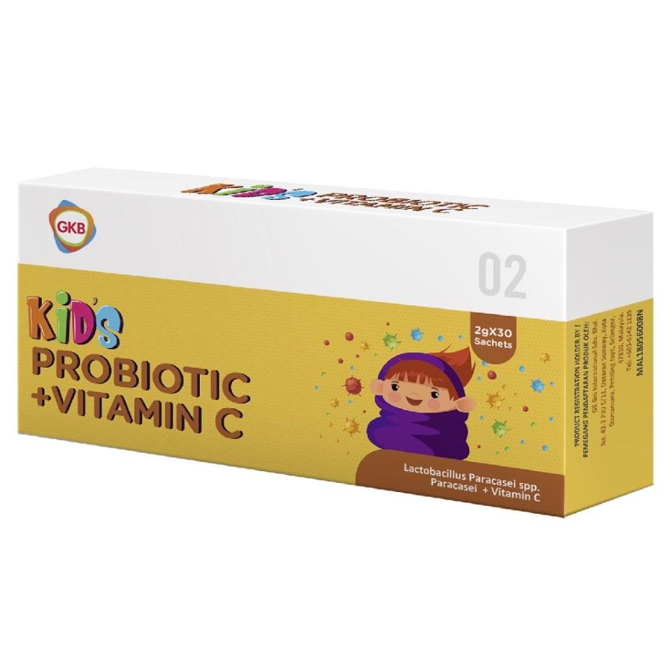 Alpro Pharmacy Exclusive Probiotic+Vitamin C