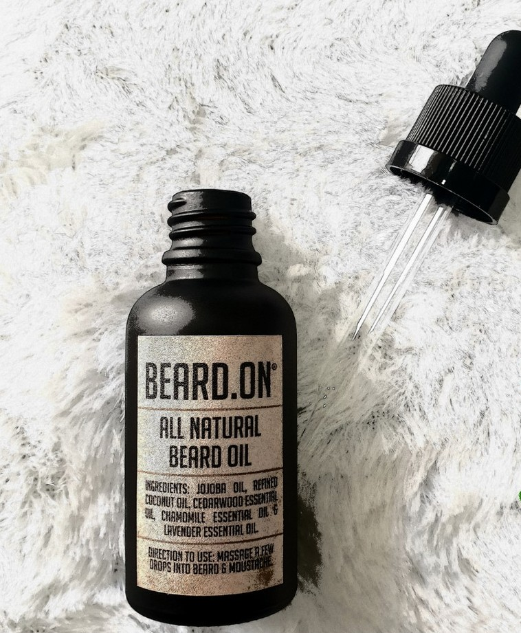 Beard.On Beard Oil