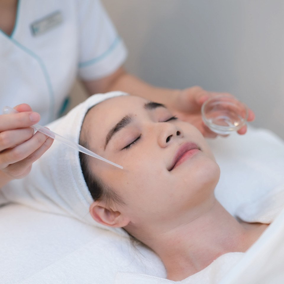 Caring Skin facial treatment services