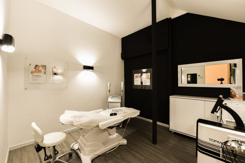 EstheClinic Singapore facial treatment services
