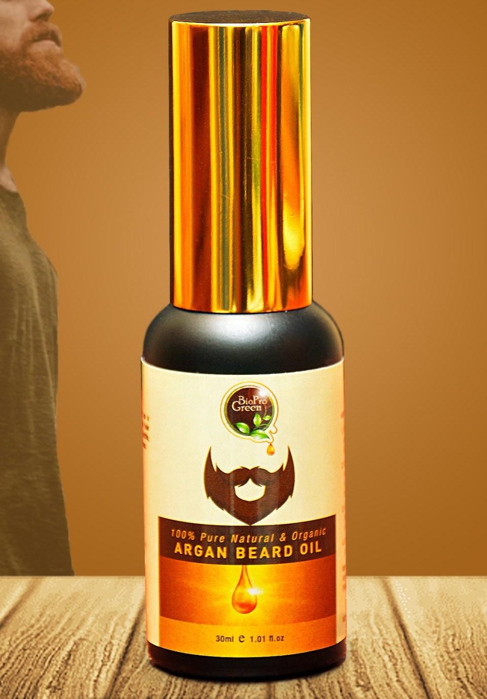 BioProGreen Argan Beard Oil