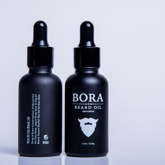 Bora House Beard Oil 1